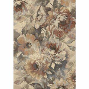 Vloerkleed bloemen anaheim 4848