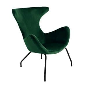Kick collection fauteuil billy groen