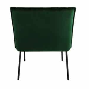 Kick collection fauteuil lola groen