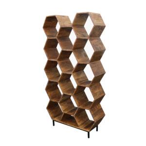 Kick collection wandkast hexagon